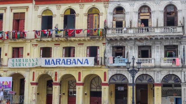 Marabana en Habana