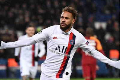 Neymar sponsorship