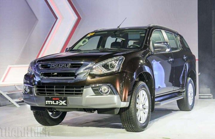 Nỗ lực 'thoát ế', Isuzu MU-X giảm giá gần 200 triệu đồng