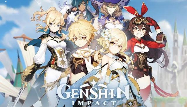 Versão para o Switch do RPG de mundo aberto Genshin Impact é confirmada; Novo trailer exibe nova área