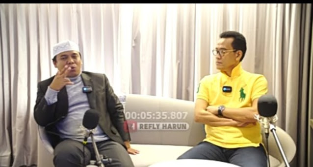 Ditanya Gimana Rezim Jokowi? Gus Nur: Jelek, Laknatulloh!