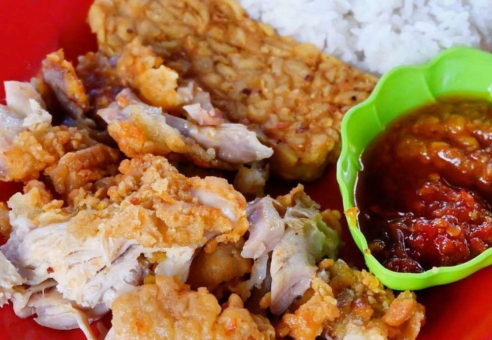 Ayam Geprek Mas Gan (qraved.com)