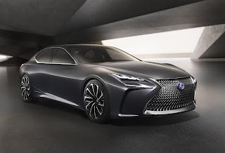 Le tout nouveau ''2018 Lexus LS 460'', Photos, Prix, Date De Sortie, Revue, Nouvelles Voiture 2018