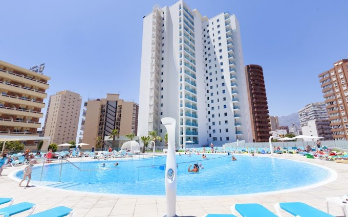 Review Hoteles: Port Benidorm Hotel & Spa 4* Sup