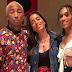 Anitta se reúne no estúdio  em Las Vegas com Pharrell e Bia
