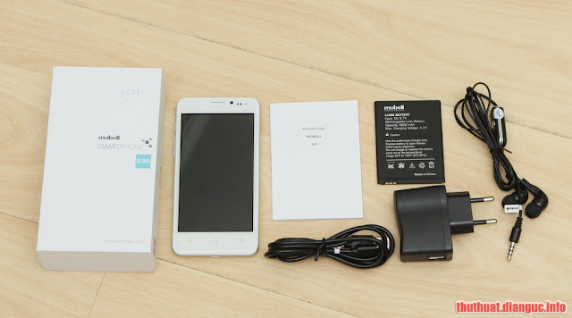 Rom stock cho Mobell S39 (SC7731) (Android 5.1 – v0.3)