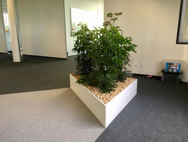 Plantenbak op maat gemaakt prijzen op aanvraag in Brussel Antwerpen Vlaams-brabant en Limburg