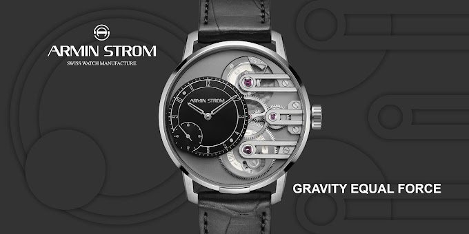 ARMIN STROM - Gravity Equal Force