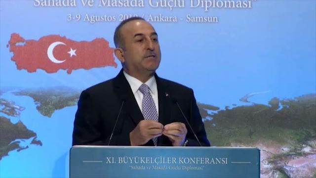 Turquía reitera su compromiso con la causa palestina