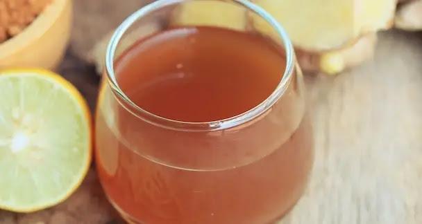 عصير الزنجبيل لمزيد من الطاقة
