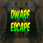 8bGames Dwarf Escape Walkthrough