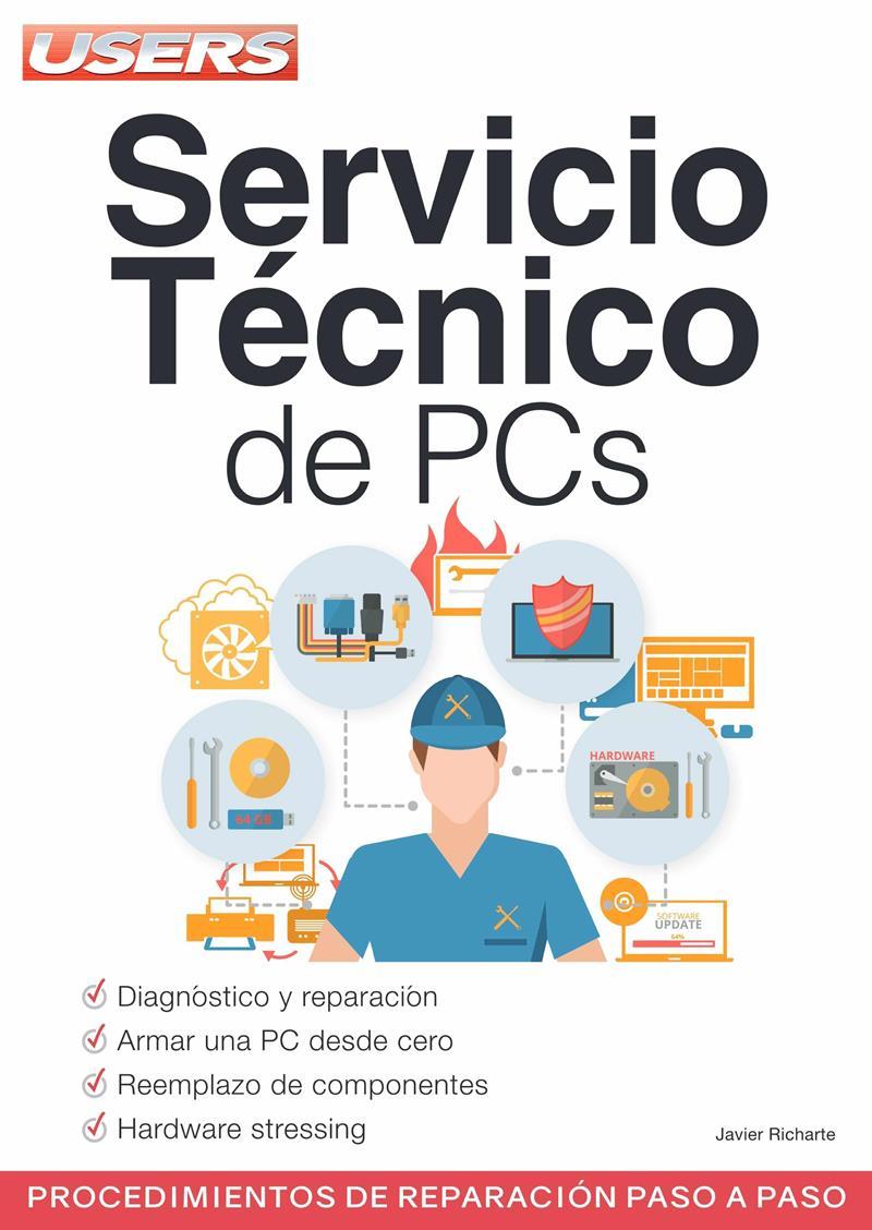 Servicio Técnico de PCs – USERS