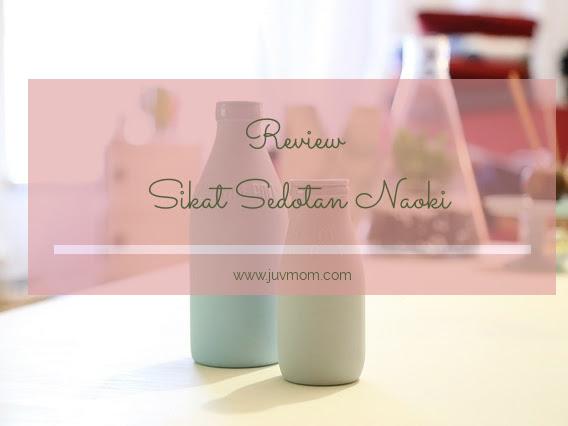 Review Sikat Sedotan Naoki