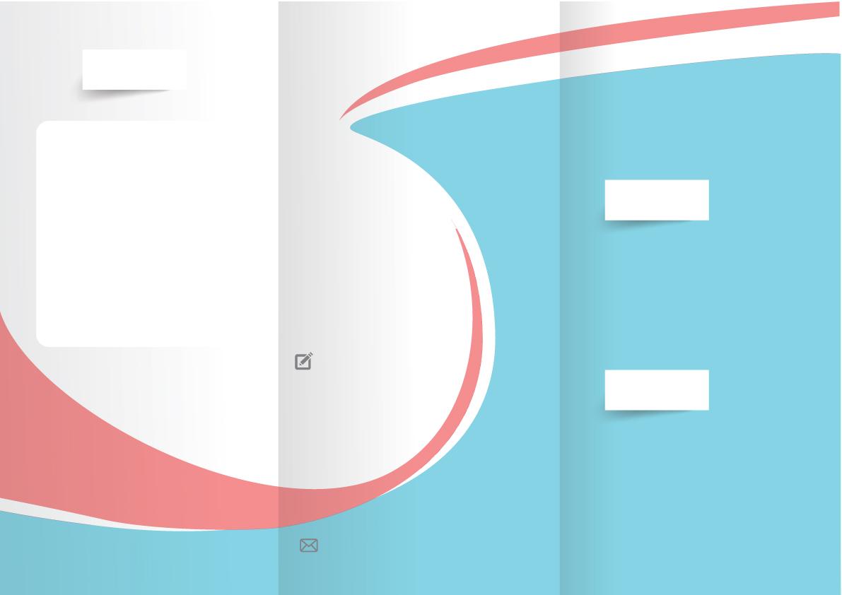 Download 10 Template Brosur Elegan 3 Sisi (Format Jpeg