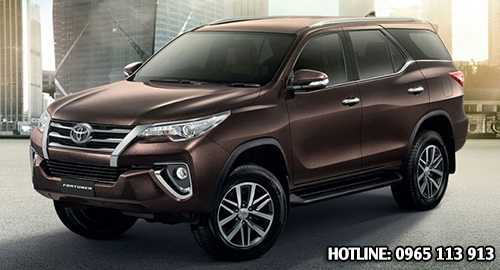 Toyota Fortuner Hải Phòng