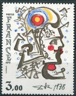 France 1979 Salvador Dali