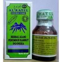 jual alkatel herbal alami penumbuh rambut, jenggot dan kumis di surabaya