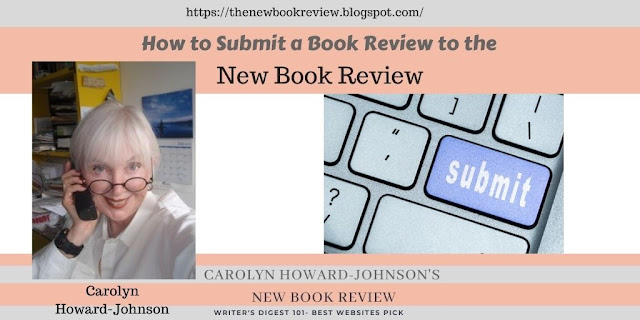 Submissions to The New Book Review blog