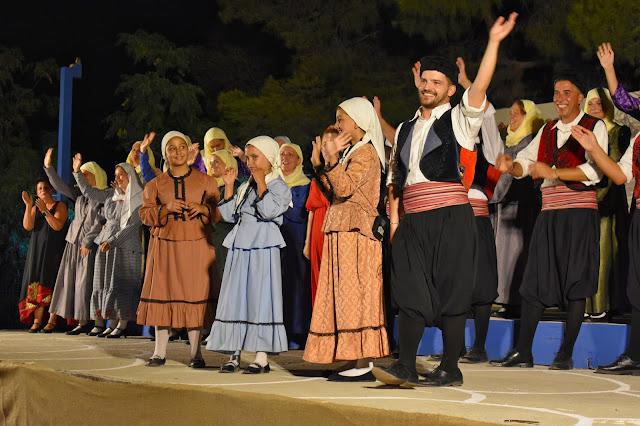 Ωδή στην ερμιονίτικη παράδοση από την Χορευτική Ομάδα Ερμιόνης