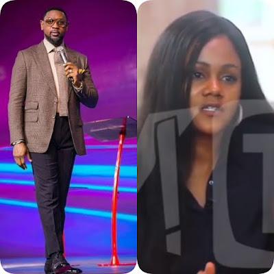 Same thing you did to Banke in wonderland Another woman exposes Pastor Biodun Fatoyinbo