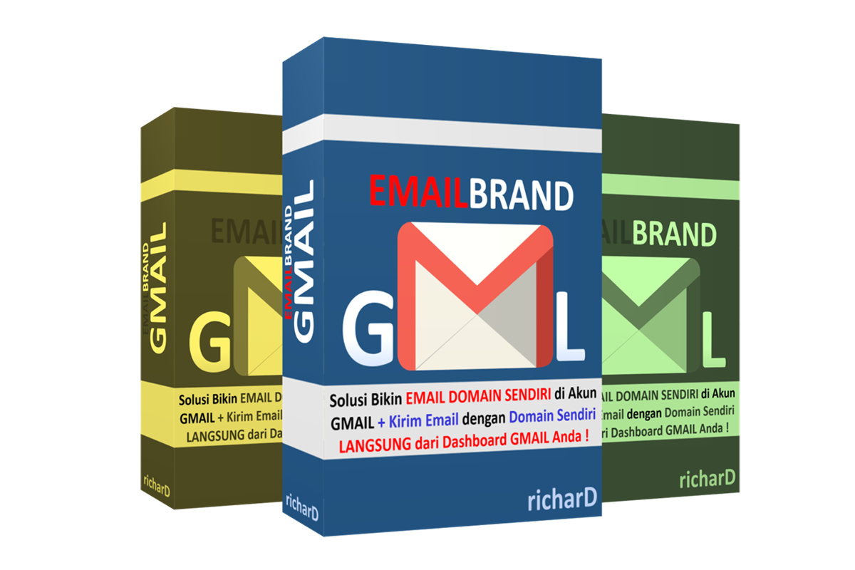 cara bikin dan kirim email pake domain sendiri langsung dari dashboard gmail