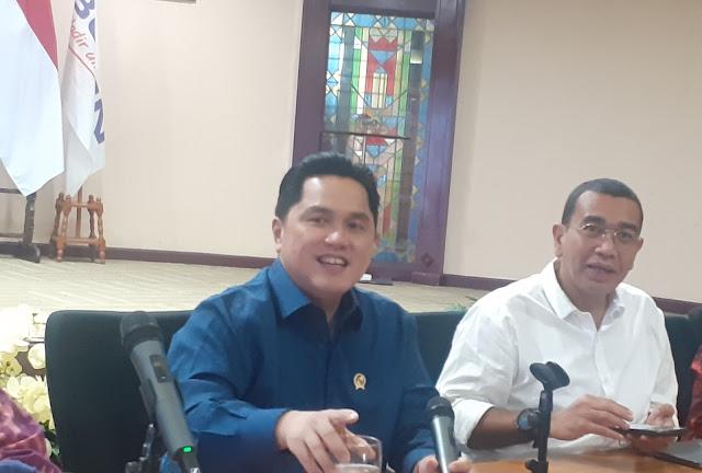 Stafsus Erick Thohir: Karyawan BUMN Kembali Kerja Tanggal 25 Mei adalah Hoax