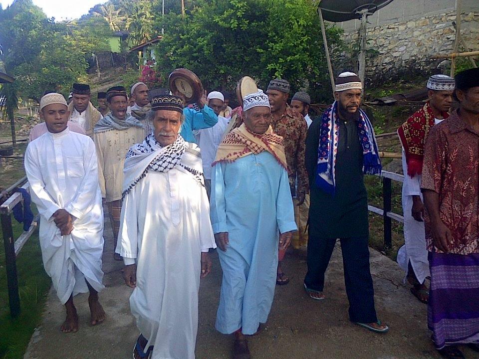 Sejarah Masuknya Islam di Papua Diteliti