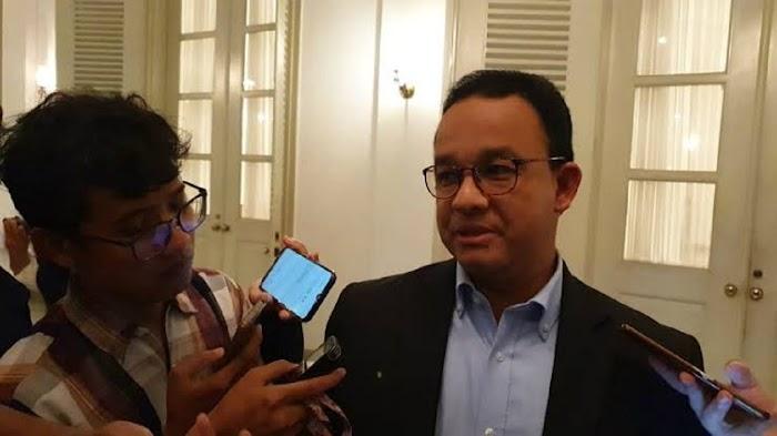 Soal Corona, Anies: Data Aparat dan Data yang Disampaikan ke Publik Selisihnya Besar