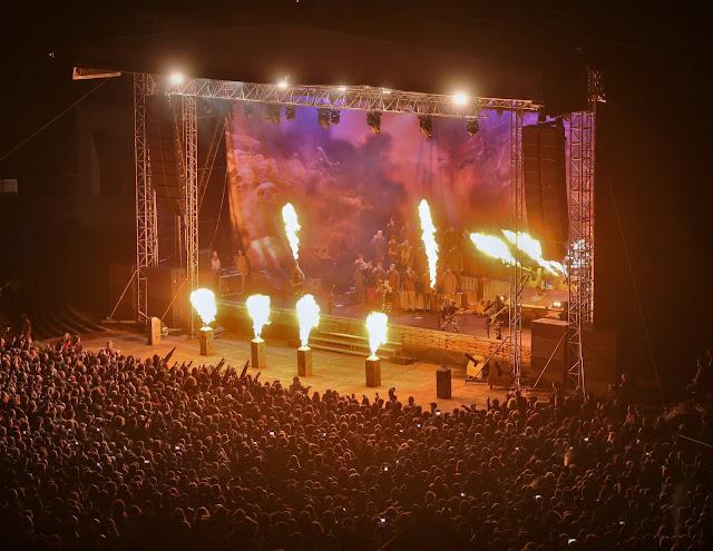 Οι Sabaton στο Liberation Festival