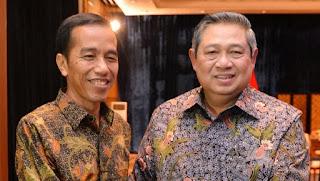 Terimaksih SBY untuk jokowi