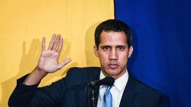 MP abrió una investigación penal contra Juan Guaidó
