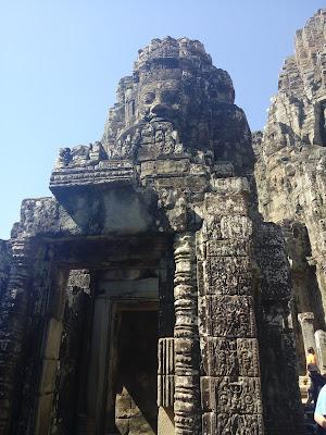 Bayon di Angkor Wat