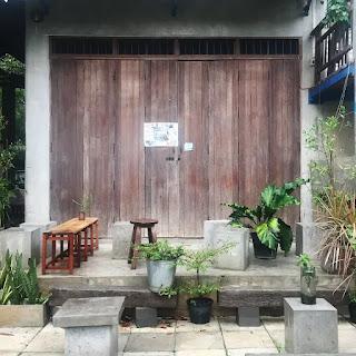 Baan Kang Wat craft village.