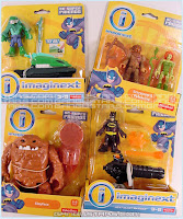 Batman Poison Ivy DC Comics Fisher-Price Imaginext Super Powers action figures super heroes イマジネックスト アメコミ バットマン