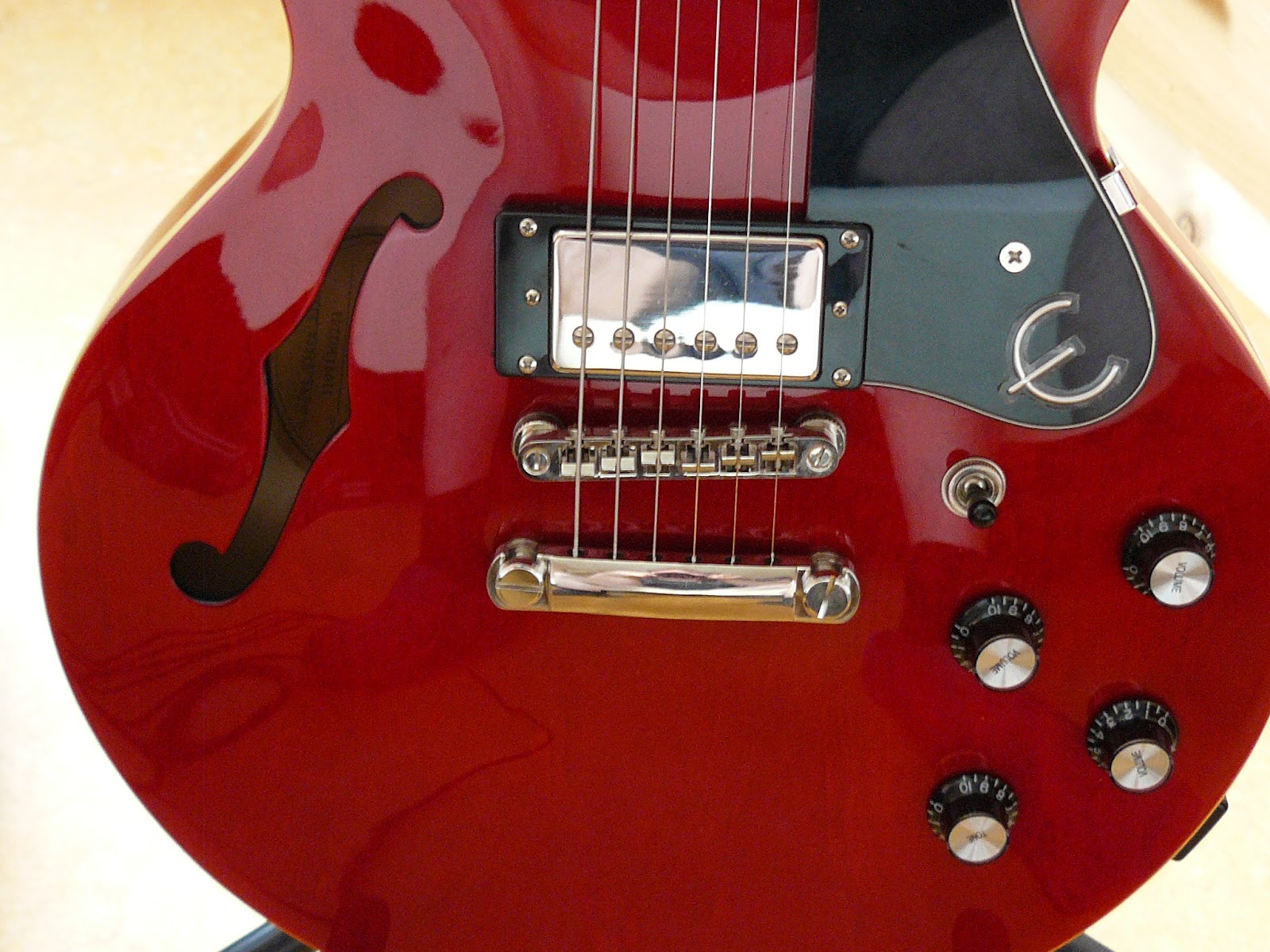 hight resolution of epiphone es 339 ultra body