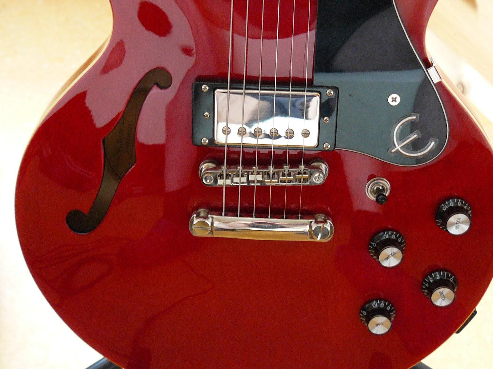 guitar leaks epiphone es 339 ultra review the bad. Black Bedroom Furniture Sets. Home Design Ideas