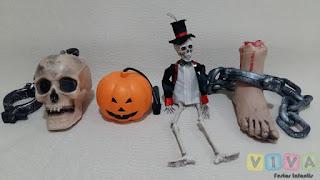 Locação Bonecos Halloween Porto Alegre