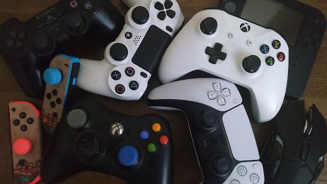 Xbox 360 One PlayStation 2 4 5 Nintedo Switch 2DS Ratón PC Policonsolero