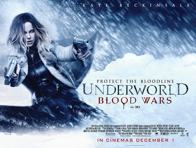 Underworld: Blood Wars (Film 2017) Lumea de Dincolo: Războaie Sângeroase