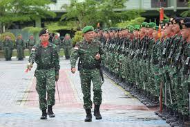 Persyaratan Masuk TNI AD