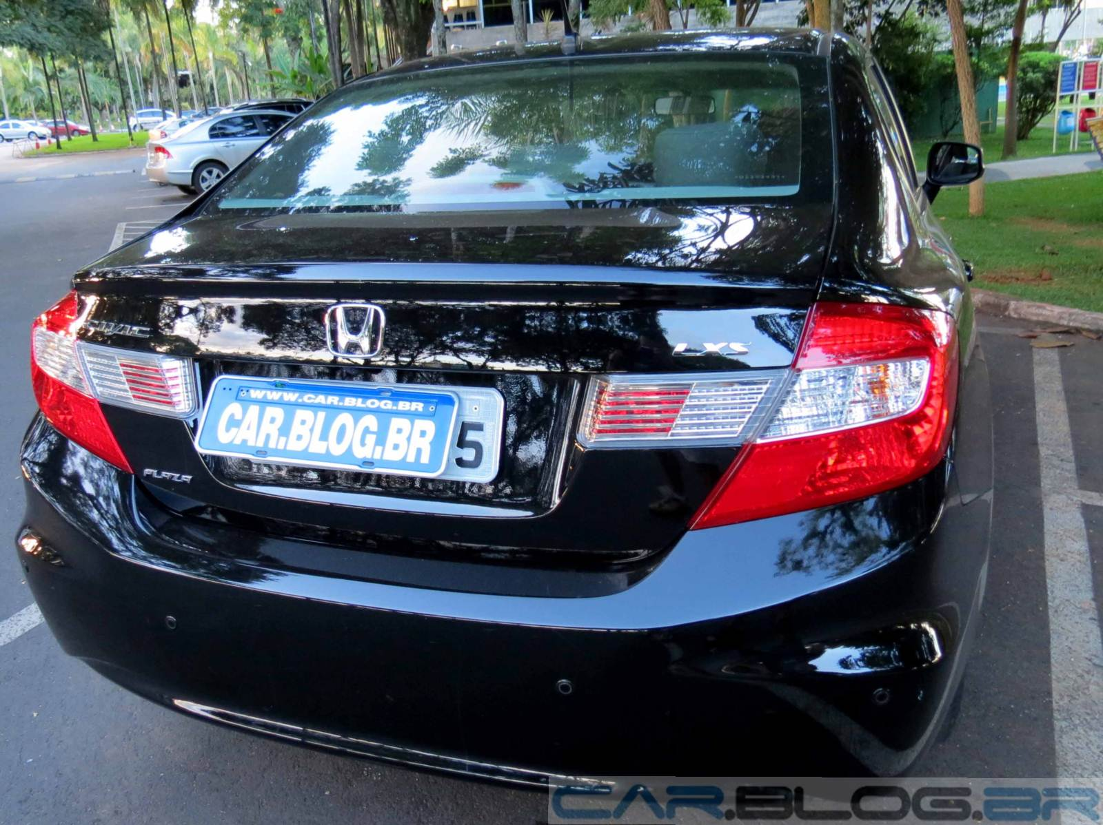 Honda Civic LXS 2012 Manual