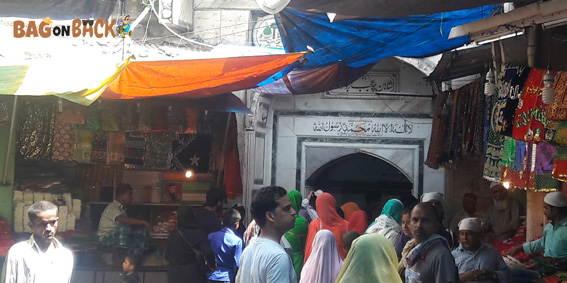Hazrat-Nizamuddin-Auliya-Dargah