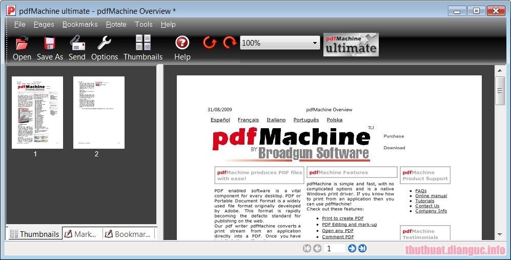 Download Broadgun pdfMachine Ultimate 15.32 Full Crack