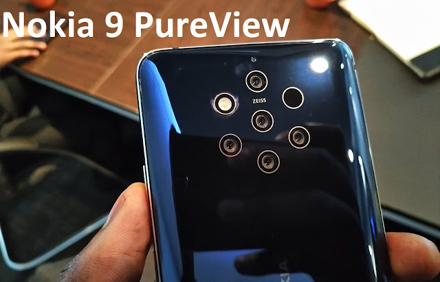 full specification of nokia 9 Pureview