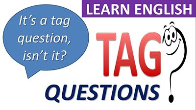 Tag Question for SSC