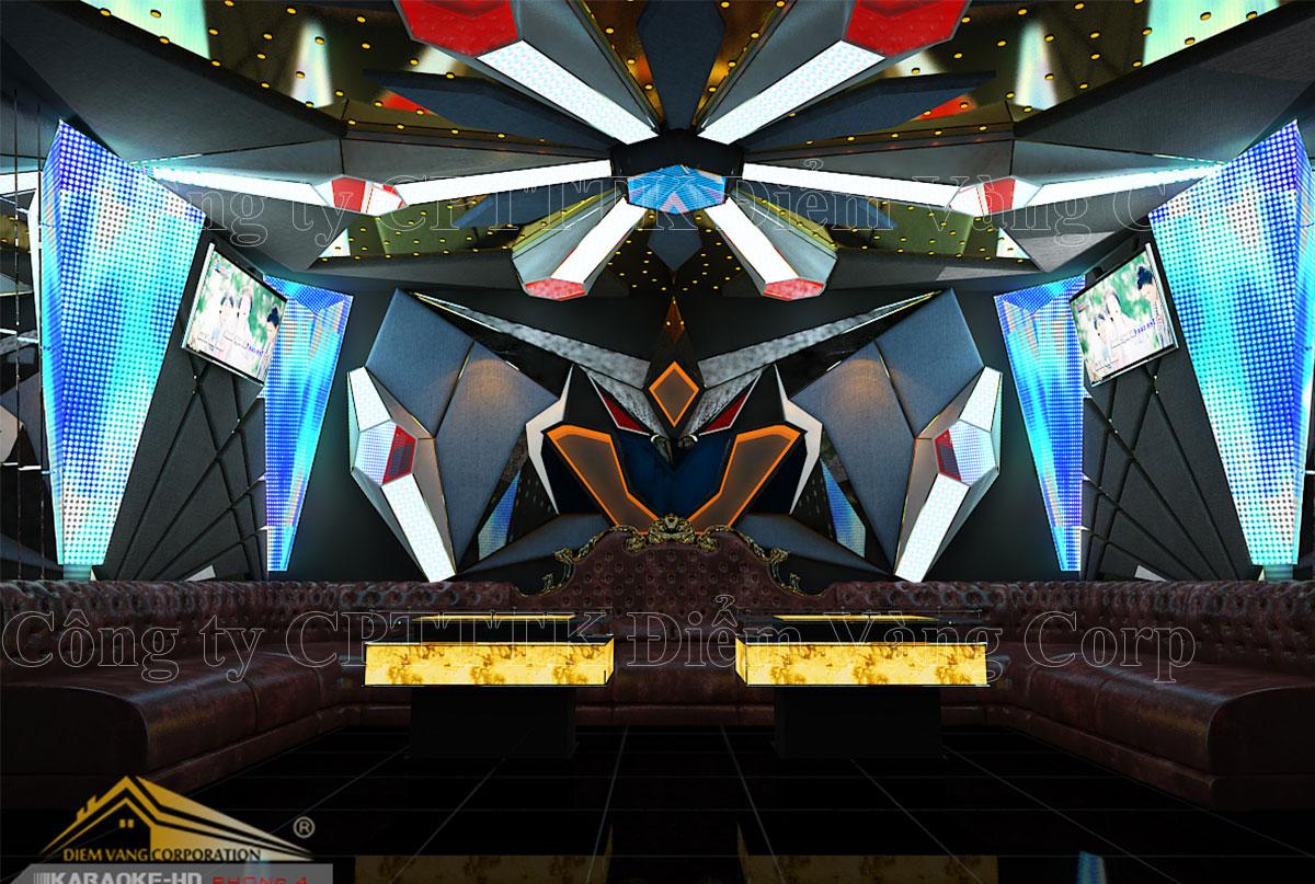 Thiết kế phòng karaoke 3D Ảnh Full chất lượng cao 40
