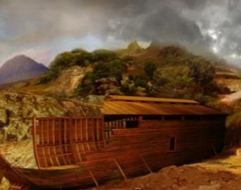 معلومات عن سفينة نوح عليه السلام