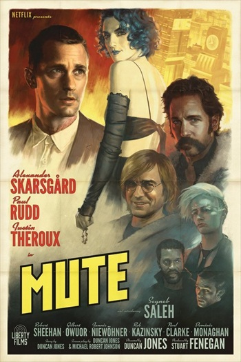 Mute 2018 English 480p WEBRip 350MB ESubs