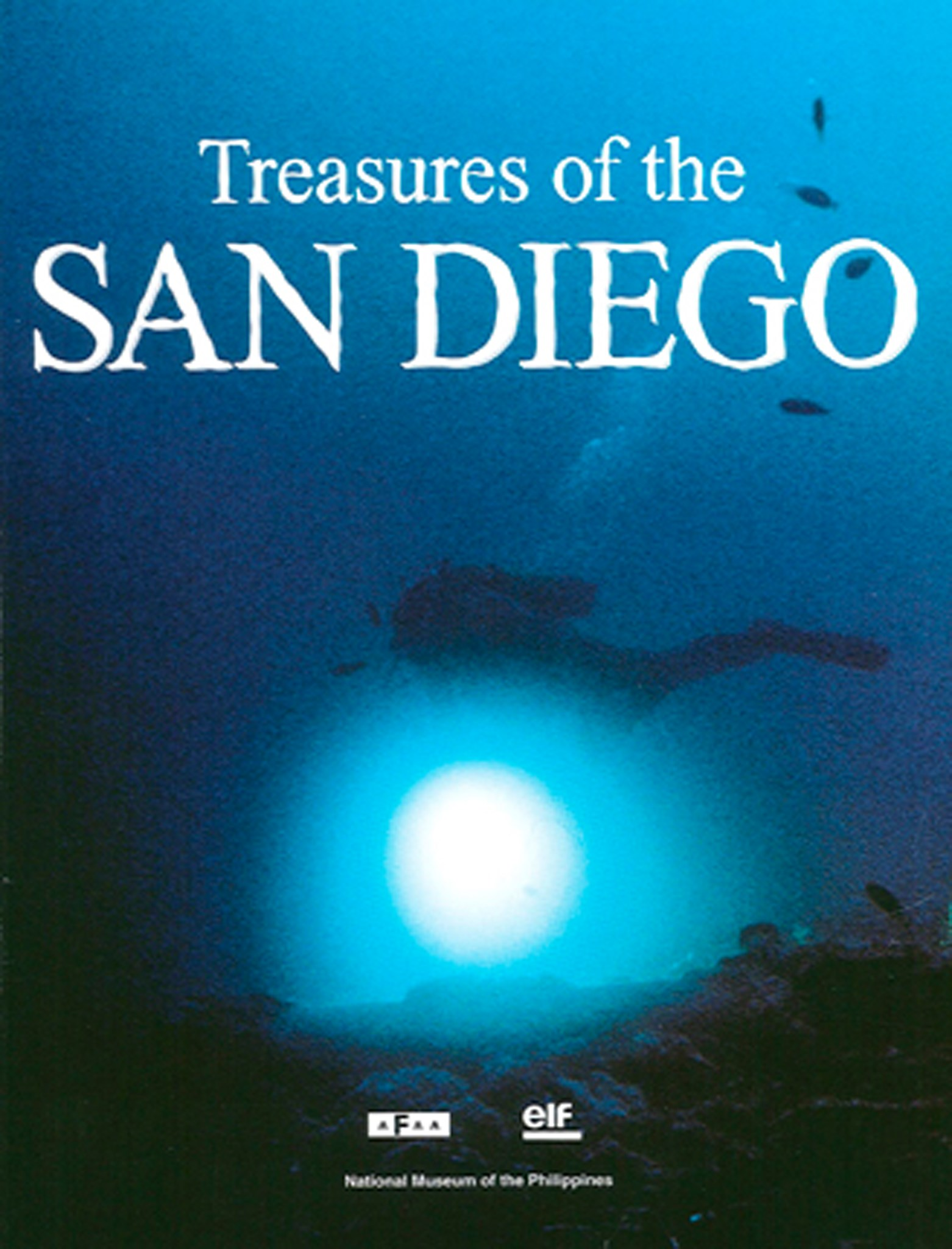 Treasures Found in the San Diego Shipwreck Near Fortune Island in Batangas, Philippines
