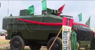 MRAP APC Ezugwu 4x4